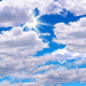 Friday: Mostly cloudy, with a high near 61. North wind 5 to 15 mph, with gusts as high as 20 mph.